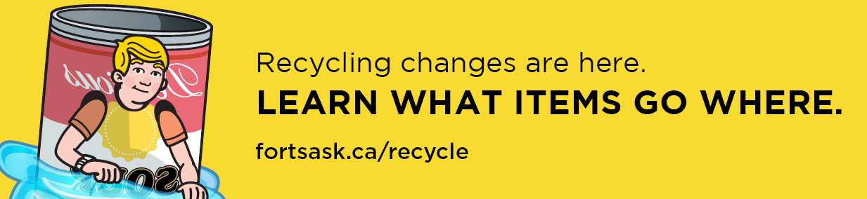 Recycling changes in effect