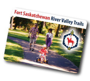 River Valley Trails Map cover image