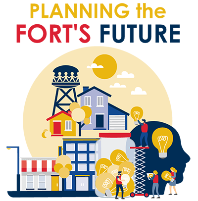 Planning the Fort's Future MDP Logo